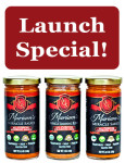 2 Sauces & 1 Seasoning blend - only $22.90 !