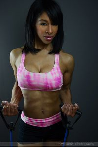 Professional Fitness Athlete, Health & Wellness Coach